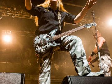 Sabaton + Accept @Live Club – Trezzo Sull'Adda (MI), 25 gennaio 2017