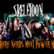 SkeleToon, ascolta 'Ticking Clock' in esclusiva su Metal Hammer