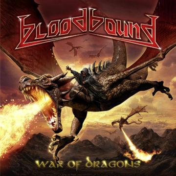 Bloodbound – War Of Dragons