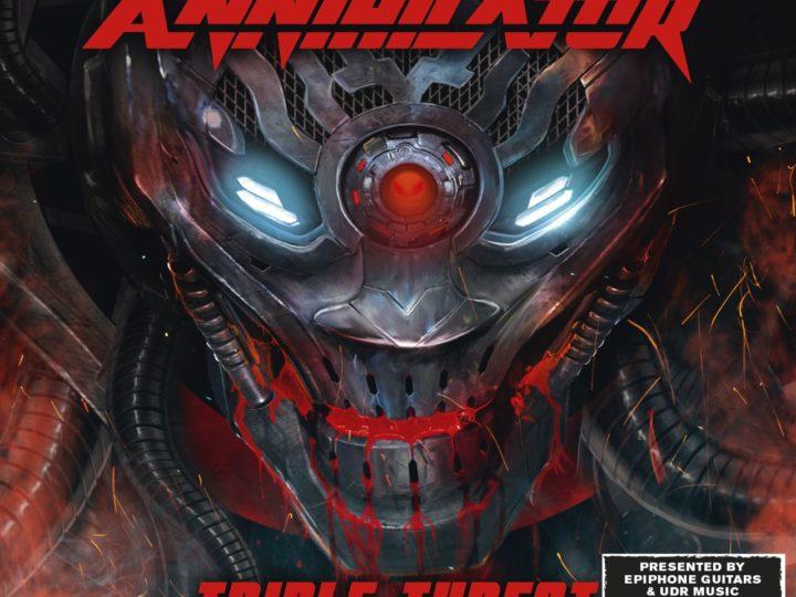Annihilator – Triple Threat