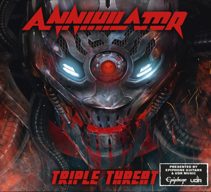 Annihilator – Triple Threat