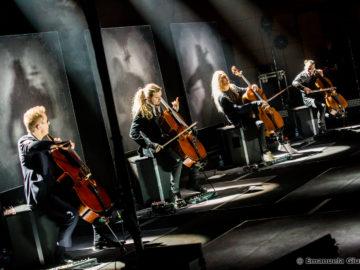 Apocalyptica @Teatro Dal Verme – Milano, 10 febbraio 2017