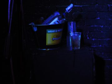 Nick Oliveri live @Cellar Theory – Napoli (NA), 25 febbraio 2017