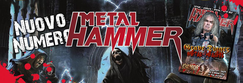 Metal Hammer, ecco il primo numero del 2017