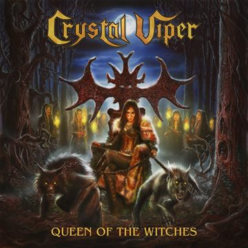 Crystal Viper – The Queen of The Witches