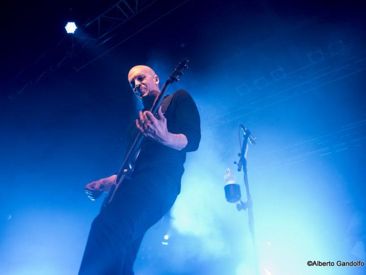 Devin Townsend, un live in streaming con 'Ocean Machine' eseguito per intero