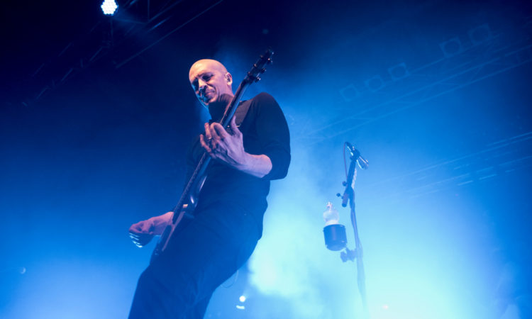 Devin Townsend, un live in streaming con 'Ocean Machine' eseguito per intero