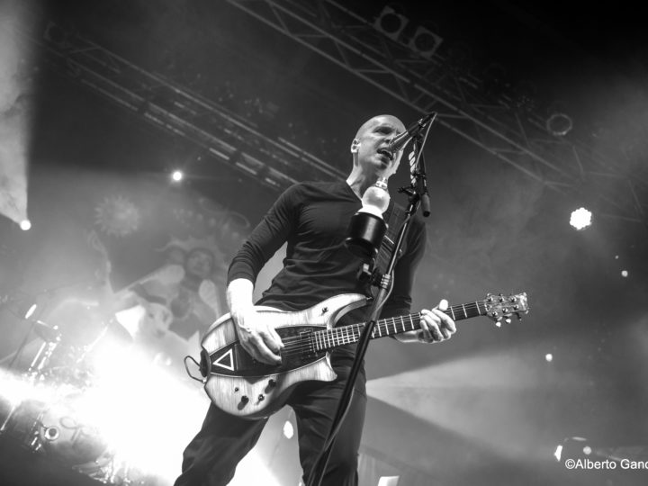 Devin Townsend Project + Between The Buried And Me @Live Club – Trezzo Sull'Adda (Mi), 08 febbraio 2017
