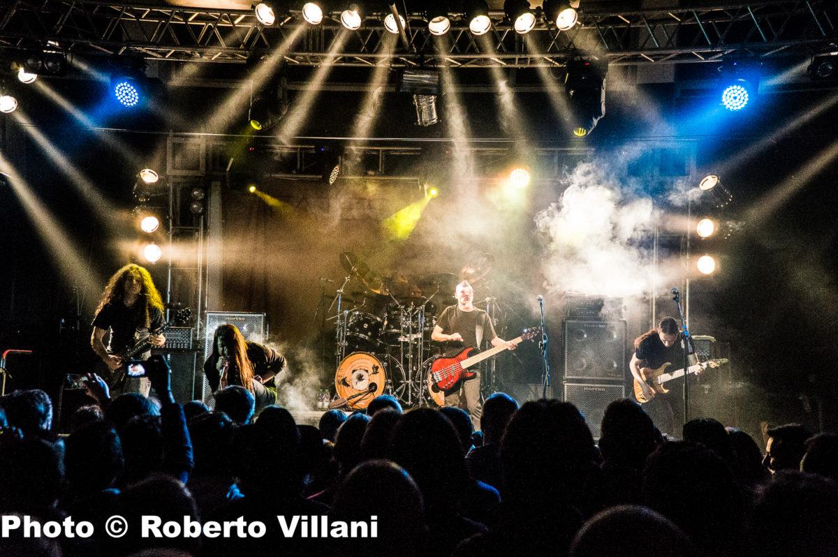 Fates Warning + A New Tomorrow [Italian Tour] @Colony/Zona Roveri ...