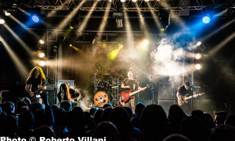 Fates Warning, 'Live Over Europe' in uscita a giugno