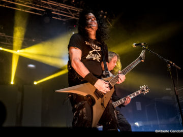 Kreator + Sepultura + Soilwork + Aborted @Live Music Club – Trezzo Sull'Adda (MI), 21 febbraio 2017