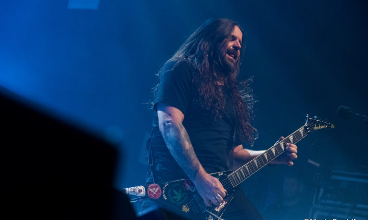 """Sepultura, Kisser: """"La mia audizione con i Metallica"""""""