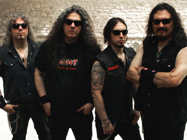 Metal Hammer Contest, vinci cd e magliette degli Ancillotti