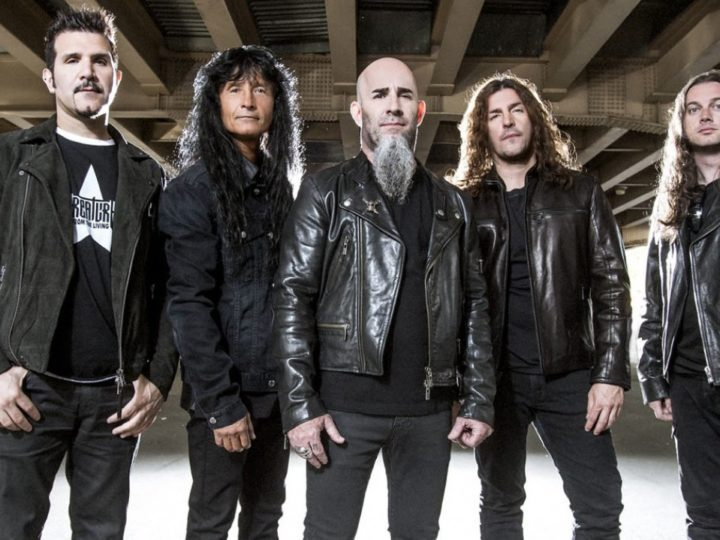 Anthrax, la deluxe edition di 'State Of Euphoria'