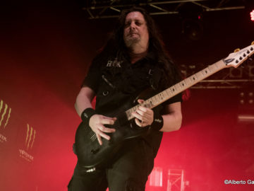 Anthrax + The Raven Age @Live Music Club – Trezzo sull'Adda (MI), 14 marzo 2017
