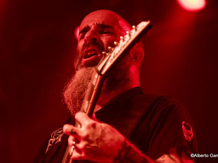 Anthrax, Scott Ian dice la sua sul tour d'addio degli Slayer