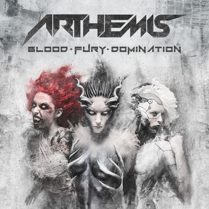 Arthemis – Blood-Fury-Domination