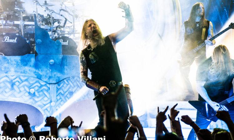 Amon Amarth, il video di 'Raise Your Horns', tratto da 'The Pursuit to Of Vikings'