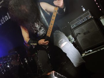 Rotting Christ + Dewfall + Scuorn + Shadowthrone + Nomura live @Demodé – Bari (BA), 9 marzo 2017