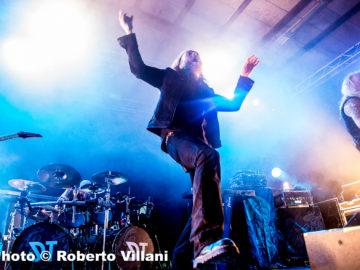 Amon Amarth + Dark Tranquillity + Omnium Gatherum @Estragon – Bologna, 29 marzo 2017
