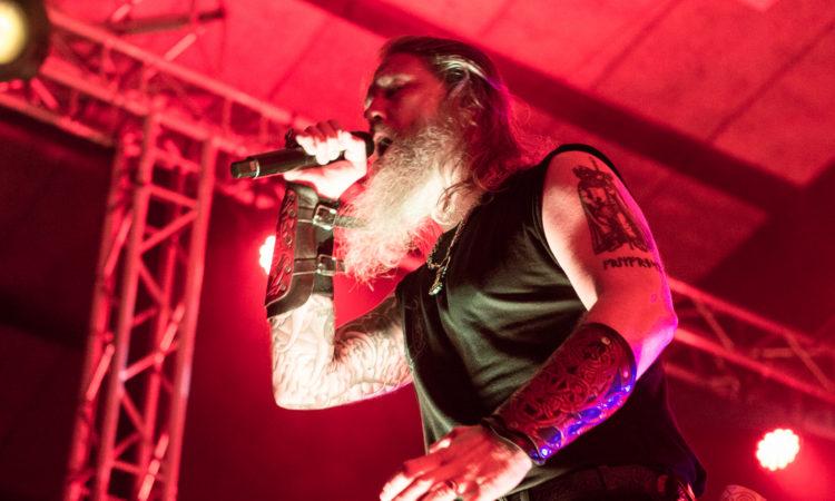 Amon Amarth, procedono i lavori sul nuovo album