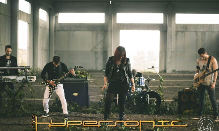 Hypersonic, in esclusiva il video di 'Prayer In The Dark' su Metal Hammer