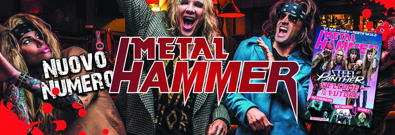 Metal Hammer, ecco il secondo numero del 2017