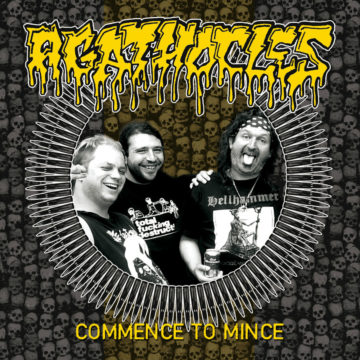 Agathocles – Commence To Mince