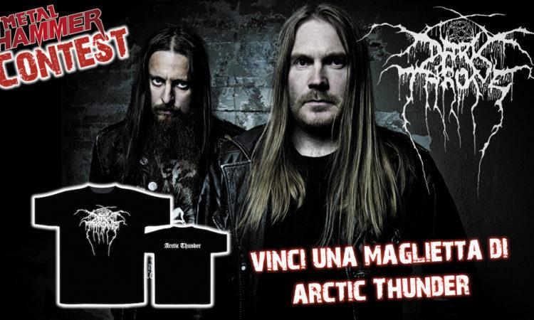 Metal Hammer Contest, vinci una maglietta dei Darkthrone