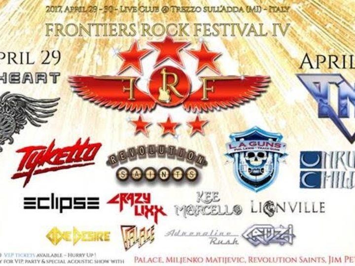 Frontiers Rock Festival, il video-invito di Doug Aldrich dei Revolution Saints per la quarta edizione