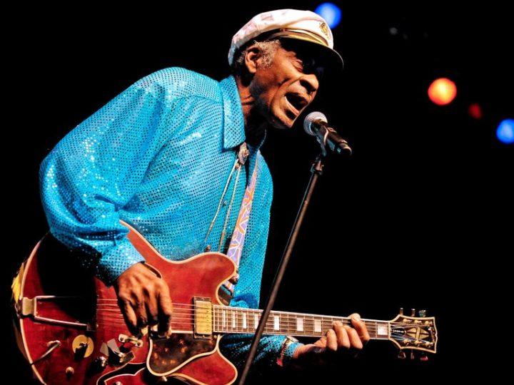 Chuck Berry, scomparso il padre del rock'n'roll
