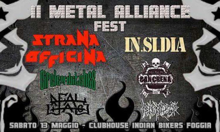 Metal Alliance Fest, tutti i dettagli della seconda edizione del festival