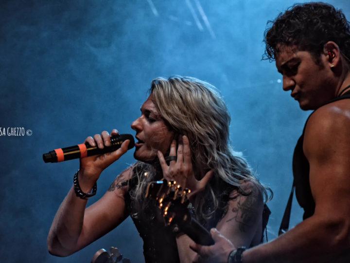 Kissin' Dynamite @ Dagda Live Club – Borgo Priolo (PV), 28 Aprile 2017