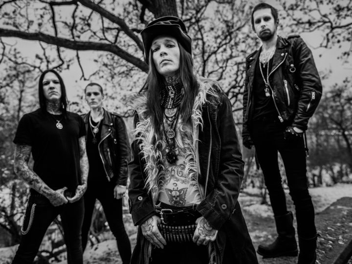 Alfahanne, video di 'Satans Verser' in anteprima su Metal Hammer