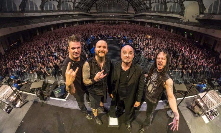 Disturbed, il nuovo album della band arriverà dopo l'EP acustico