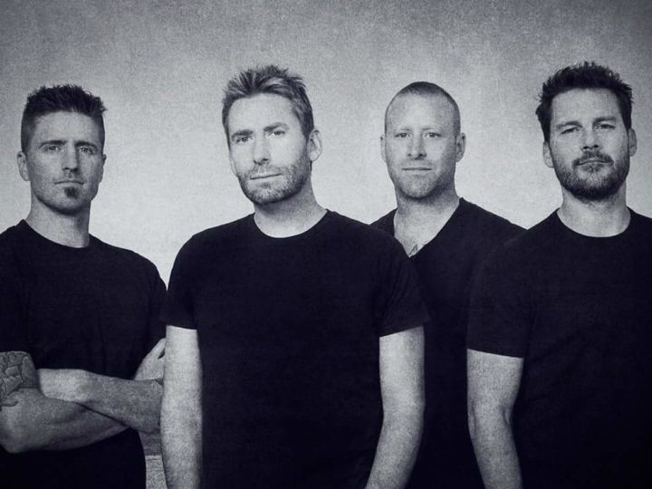 Nickelback, il lyric video del brano 'Song On Fire'