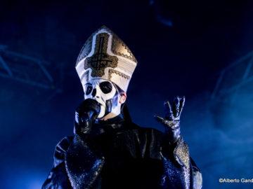 Ghost + Zombi @Alcatraz – Milano (MI), 19 Aprile 2017