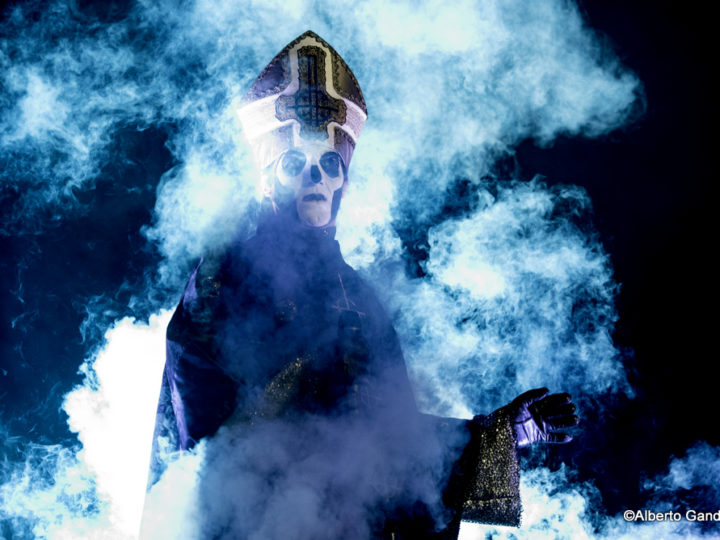 Ghost, a sorpresa il nuovo live album 'Ceremony And Devotion'