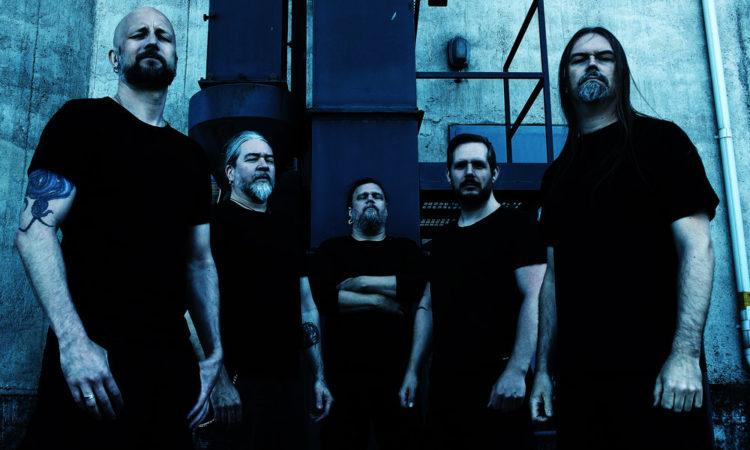 Meshuggah, in studio per il nuovo album insieme al chitarrista Fredrik Thordendal