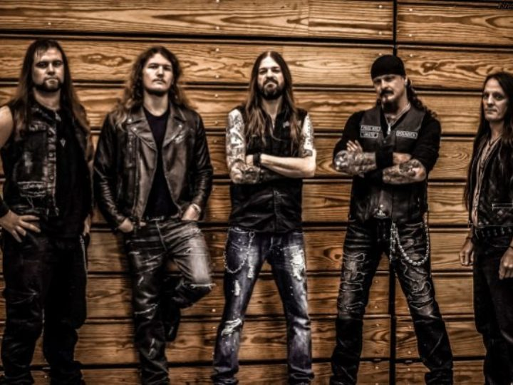 Iced Earth, il lyric video per il nuovo brano 'Seven Headed Whore'