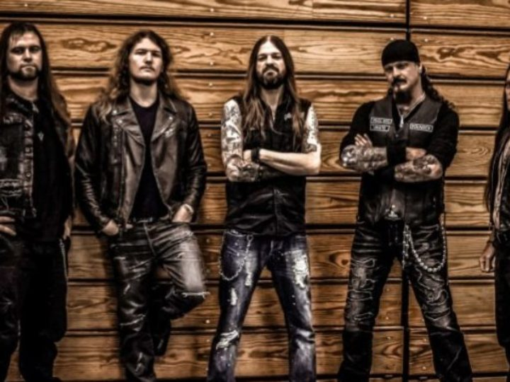 Iced Earth, il lyric video di 'Raven Wing'