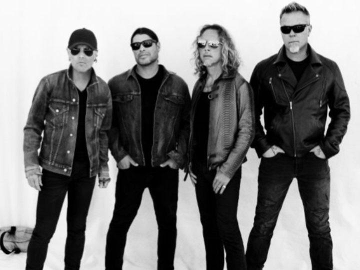 Metallica, 'Hardwired…To Self-Destruct' platino negli Stati Uniti