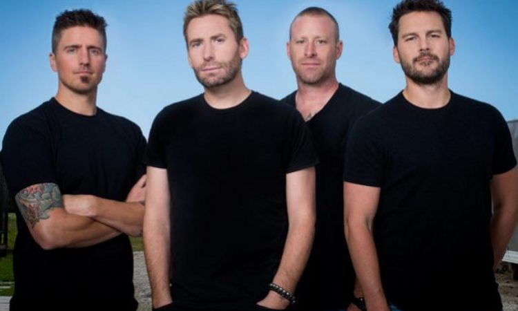 Nickelback, il video musicale di 'Feed The Machine'
