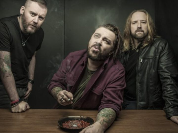 Seether, online il brano 'Nothing Left'