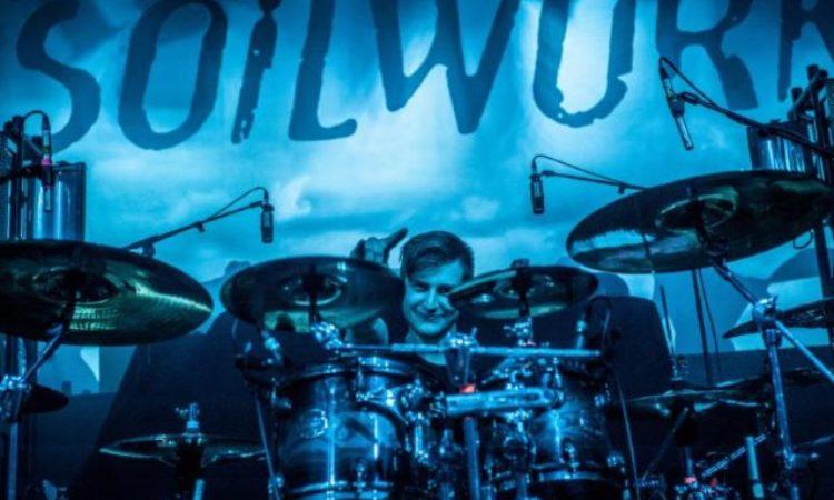 Soilwork, Bastian Thusgaard diventa membro permanente della band