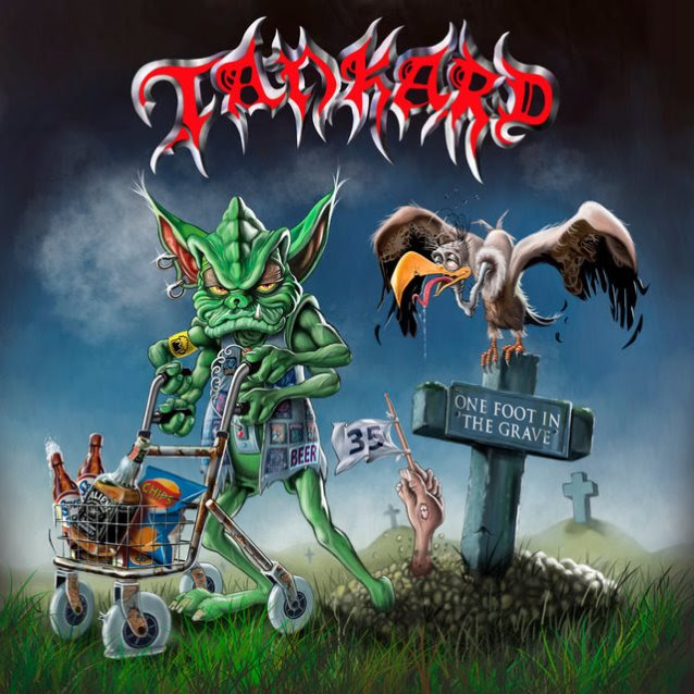 Tankard – Track-by-track di 'One Foot In The Grave'