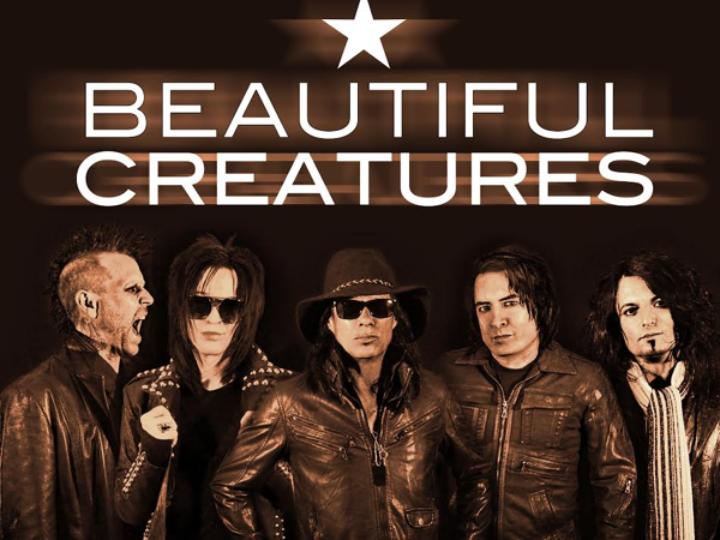 Beautiful Creatures, pubblicata la versione rimasterizzata del loro secondo album