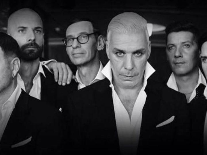 Rammstein, trailer esteso dell'imminente live DVD 'Paris'