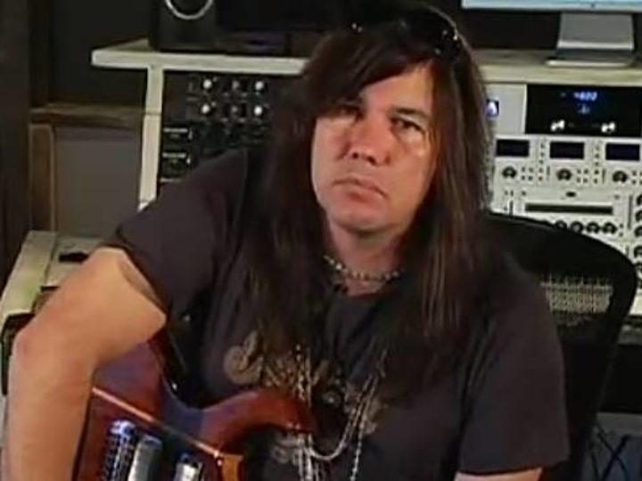Mark Slaughter, album solista per il frontman degli Slaughter