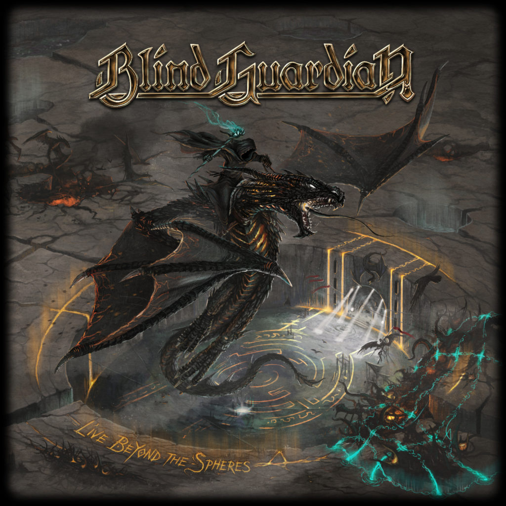 blind guardian live from the spheres